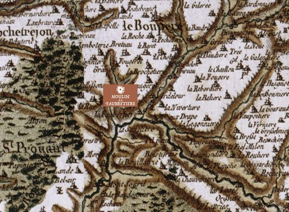 Plan location salle vendée Moulin